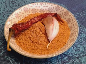 Rezept: BBQ Gewürzmischung Grillgewürz Rub