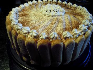 feine beschwipste Apfelmus Torte - Rezept - Bild Nr. 2956
