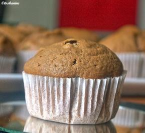 Rezept: Espresso-Rum-Muffins