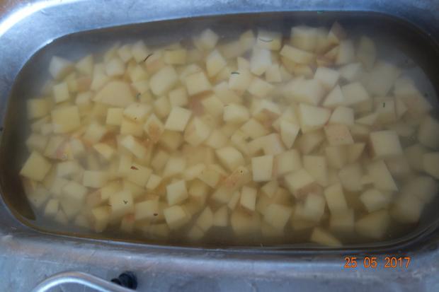 BEILAGE:  Rosmarin-Anis-Zwiebel Kartofferl; - Rezept - Bild Nr. 2966