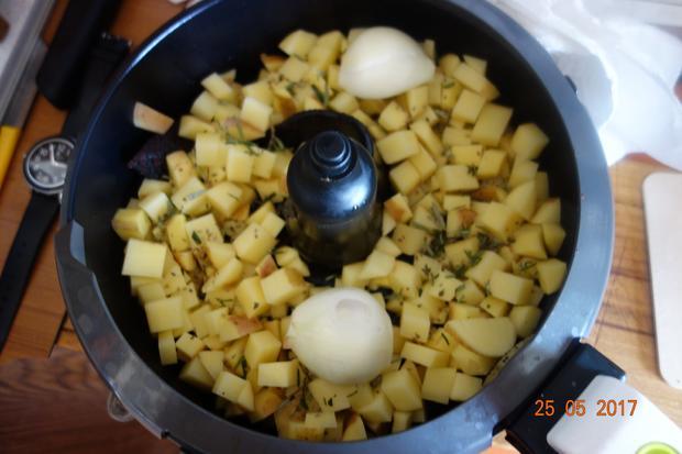 BEILAGE:  Rosmarin-Anis-Zwiebel Kartofferl; - Rezept - Bild Nr. 2970
