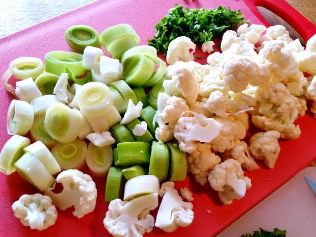 Gemüse-Eintopf mit Lammfleisch - Rezept - Bild Nr. 2969