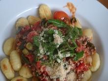 Gnocchi-Tomaten-Pfanne - Rezept - Bild Nr. 2963