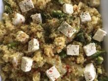 Quinoa-Spargelsalat mit Feta - Rezept - Bild Nr. 2963