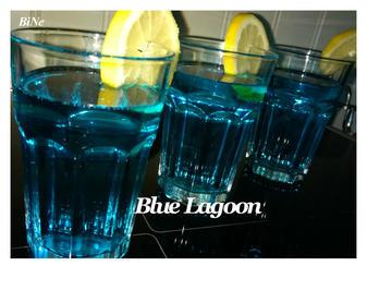 Rezept: BiNe` S BLUE LAGOON