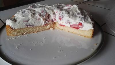 Erdbeermascarponekuchen - Rezept - Bild Nr. 3440