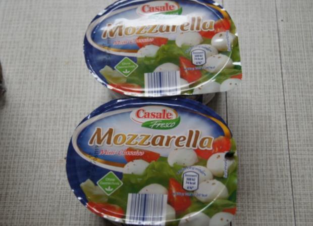 Tomaten-Minimozzarella-Salat - Rezept - Bild Nr. 2991