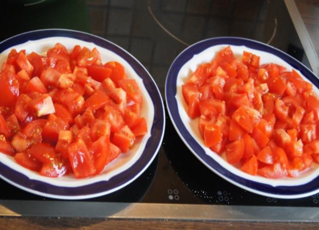 Tomaten-Minimozzarella-Salat - Rezept - Bild Nr. 2992