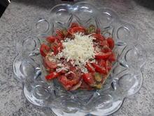 Tomatensalat mit Gewürzgurken - Rezept - Bild Nr. 2988