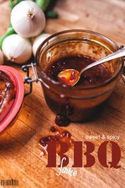BBQ-Soße - Rezept - Bild Nr. 2989