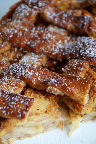 Leckerer gedeckter Apfelkuchen - Rezept - Bild Nr. 2