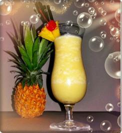 Piña Colada ➯ mit einer frischen Ananas - Rezept - Bild Nr. 12