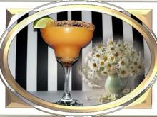 Mango Margarita ➯ Cocktail aus frischen Zutaten - Rezept - Bild Nr. 3022