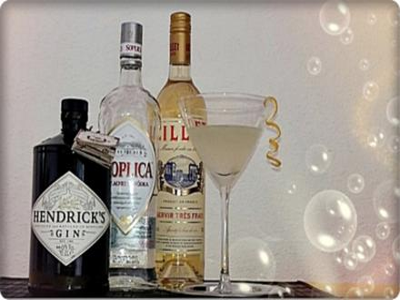 Wodka Martini James Bond Rezept