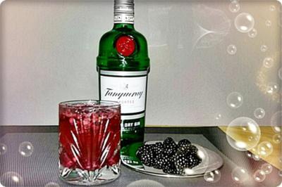 Gin ➯ Bramble ➯ Cocktail - Rezept - Bild Nr. 12