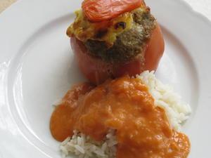 Gefüllte Tomaten - Rezept - Bild Nr. 3012