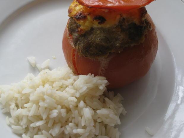 Gefüllte Tomaten - Rezept - Bild Nr. 3013