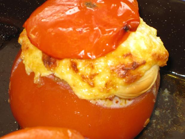 Gefüllte Tomaten - Rezept - Bild Nr. 3015