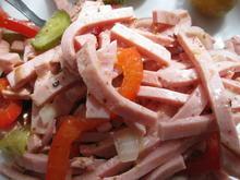 Leberkäse Salat - Rezept - Bild Nr. 3012