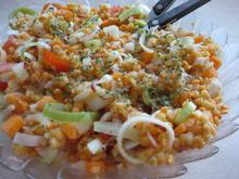 Rote Linsen-Salat - Rezept - Bild Nr. 3012