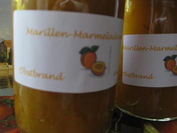 Marillen-Marmelade mit Obstbrand - Rezept - Bild Nr. 3011