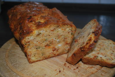 Pikanter Kuchen mit getrockneten Tomaten und Ziegenkäse - Rezept - Bild Nr. 2