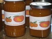 Plattpfirsisch-Aprikosen-Marmelade - Rezept - Bild Nr. 3011