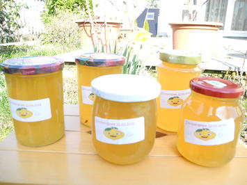 Zitronengelee - Rezept - Bild Nr. 3013