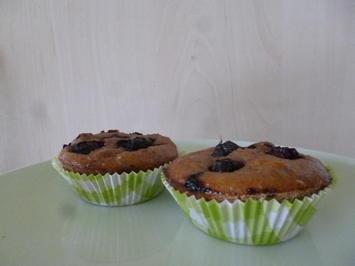 Blaubeer-Muffins - Rezept - Bild Nr. 3030