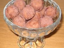 Marzipan-Kartoffeln - Rezept