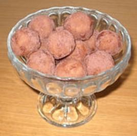 Rezept: Marzipan-Kartoffeln