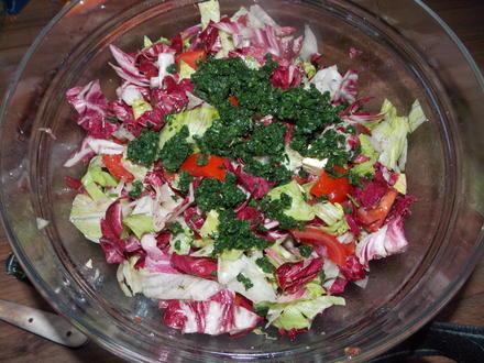 Bunter Salat - Rezept - Bild Nr. 3051