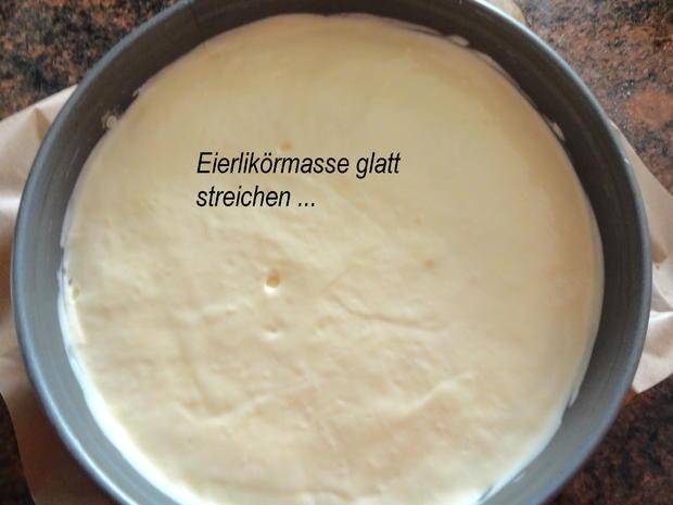Keksboden:   EIERLIKÖR  ~ TRAUM ~ TORTE - Rezept - Bild Nr. 3052
