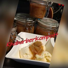 Rezept: BiNe` S RHABARBERKOMPOTT