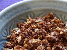 Frühstück: Schokoladen-Buchweizen-Knuspermüsli - Rezept - Bild Nr. 2