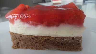 Erdbeer-Quark-Schnitten - Rezept - Bild Nr. 3094