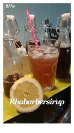 BiNe` S RHABARBERSIRUP - Rezept - Bild Nr. 3098