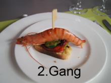 4-Gänge Menü - Rezept - Bild Nr. 3110