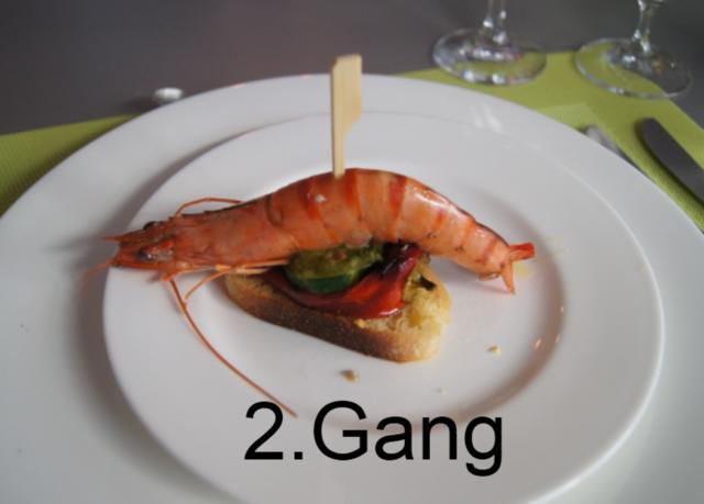 4 gänge menü
