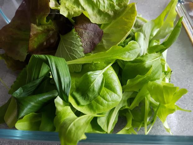 Sommer Salat mein Lieblingssalat zum Picknick - Rezept - Bild Nr. 4