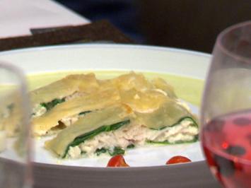 Rezept: Bayerisches Duett vom Fisch mit Schrobenhauser Packerl