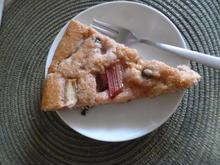Schneller Rharbarberkuchen - Rezept - Bild Nr. 2