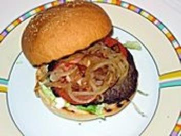 Rezept: Hamburger