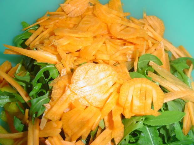 Bei 32Grad nur noch Salat - Rezept - Bild Nr. 3163