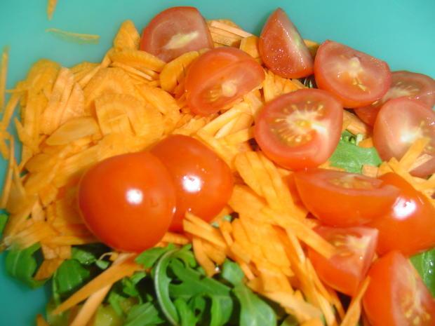 Bei 32Grad nur noch Salat - Rezept - Bild Nr. 3164