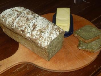 Brennnessel- Speck  Brot   - Rezept - Bild Nr. 3161