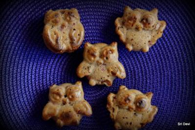 Gesunde Johannisbeer-Kokos-Muffins - Rezept - Bild Nr. 4709