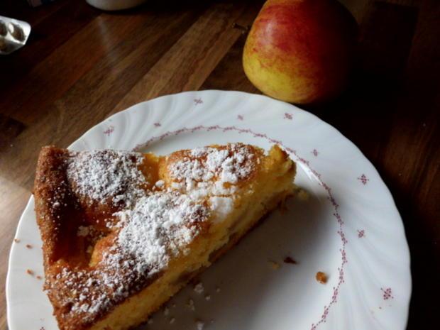 Apfelkuchen Einfach Rezept Mit Bild Kochbar De