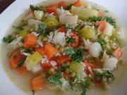 Gemüse-Reissuppe - Rezept - Bild Nr. 3204