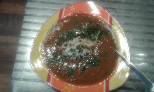 Mediterrane Bohnensuppe - Rezept - Bild Nr. 3209